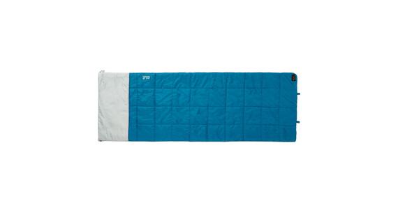 Jack Wolfskin 4-in-1 Blanket +5 dark turquoise